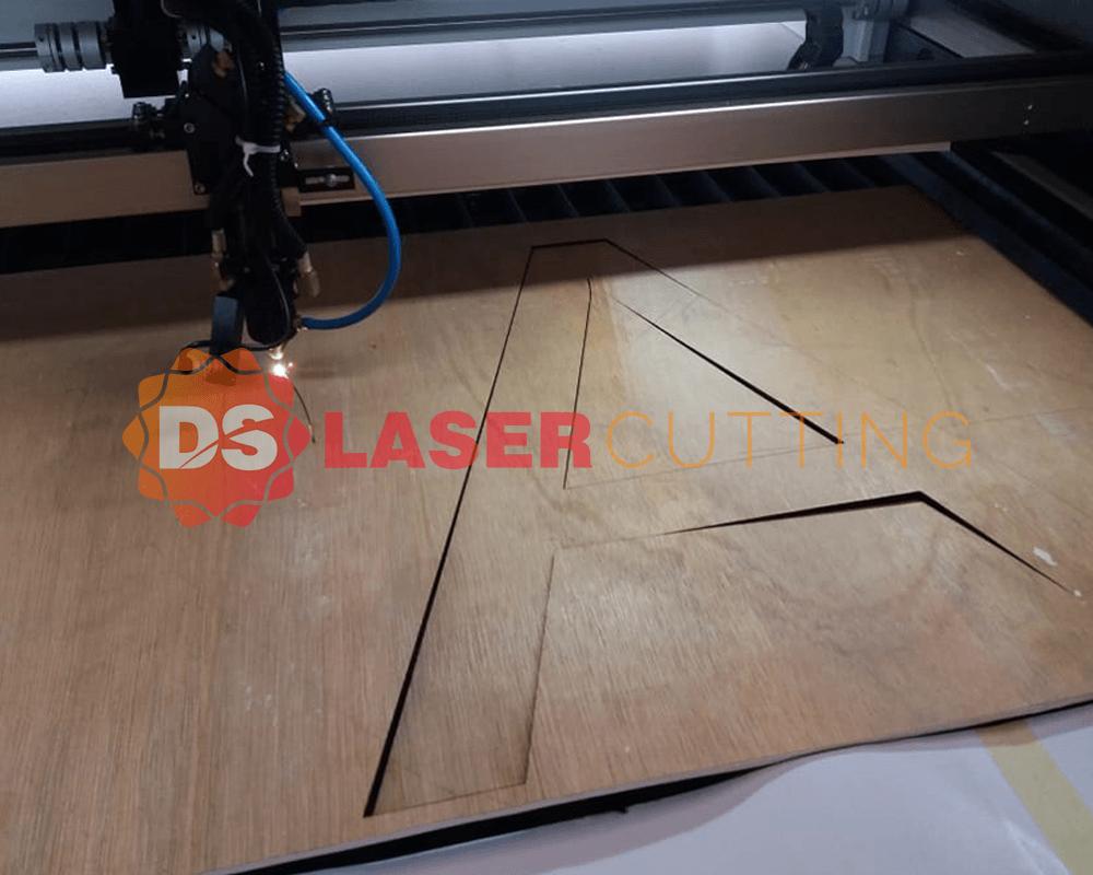 Laser Cutting Triplek